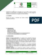 POGHSE046 Trabajos Eléctricos