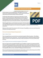 SafetyLine Hazard Assessment Guide1