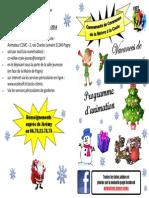 Tract Multi Activités Noël 2014-15