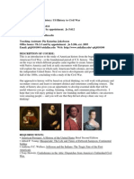 UT Dallas Syllabus for hist1301.009 05f taught by Carla Gerona (cxg017100)