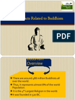 Data and Facts Related to Buddhism