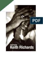Capítulo I - Vida - Keith Richards