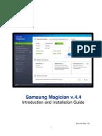 Samsung Magician 44 InstallationGuide