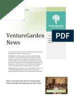 VentureGarden News
