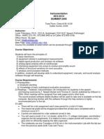 UT Dallas Syllabus for hcs6314.06m 05u taught by Linda Thibodeau (thib)