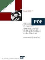 SAPNetWeaver04 SecGuide IBMDB2 Windows