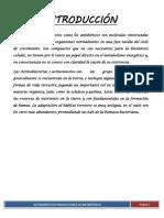 9. Actinomicetos