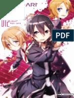 Sword Art Online 12 Alicization Rising - Capu00EDtulo 7 (v-normal)