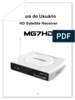 Manual Do MG7HD