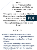 Transports in Albania Used by Tourists!