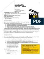 UT Dallas Syllabus for film2332.001 05f taught by Kelli Marshall (kmarshal)
