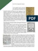 Letras Españolas de Los Siglos de Oro en Imprentas Europeas
