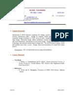UT Dallas Syllabus for ee6325.001 05s taught by Poras Balsara (poras)