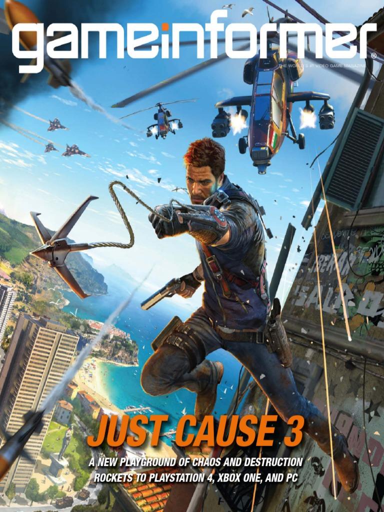 Game Informer Magazine Pdf