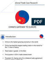 Präsentation Chinas Gateway
