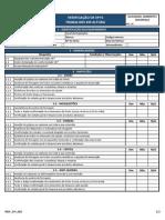 Checklist Arnês