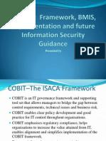 COBIT5 and InfoSec