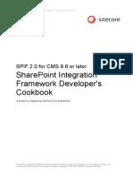 Spif Developers Cookbook 20-A4