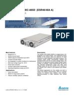 Delta-COL PN S30861-U2557-X Rect 37 Amp