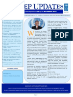 Dep Monthly Newsletter Inaugural Edition Nov Final