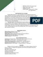 UT Dallas Syllabus for crwt3307.501 06s taught by Kristin Vannamen (jayhawk)