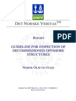 Report 2012_3363_Guideline for Inspection of Decommissioned Offshore Structures