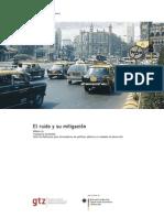 Ruido en el Transito de vehiculos chile