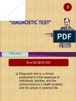 Ppt Diagnostic Test