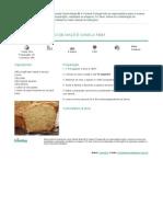Mundo de Receitas Bimby - Bolo de Maçã e Canela - 2014-10-27