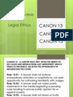 CANON 13