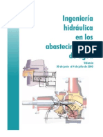 Ingenieria Hidraulica en Abastecimiento de Agua