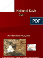 Parcul national Kavir, Iran