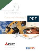 Community Heating Schemes Brochure