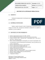 POP - LDI-001 (Administração de Medicamento Por via Oral)