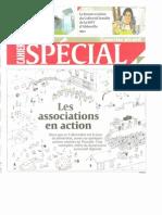 Cahier 4 Pages Courrier Picard - Engagement Associatif