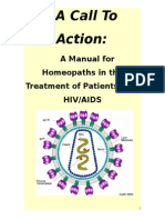 A Call to Action - A Manual for Homeopaths in the Treatment of Patients With HIVAIDS_0