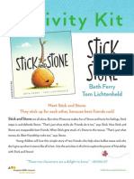 Stick and Stone Activity Kit