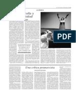 Critica Postmarxista 10 Junio 2003