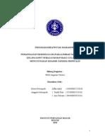 Contoh PKM GT Biologi
