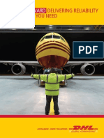 Air Freight Customer Brochure 2014