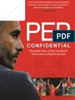 Pep Guardiola's Moscow Experiment