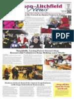 Hudson~Litchfield News 12-5-2014