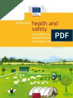 Guia de Boas Práticas SST Na Agricultura