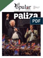 El Popular 296 Órgano de Prensa Oficial del Partido Comunista de Uruguay