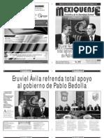Diario El mexiquense 5 Diciembre 2014