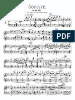 Beethoven Piano Sonata No 5 Op. 10 No. 1 I. Allegro Molto e Con Brio