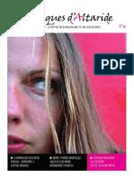 Chroniques d'Altaride n°016 septembre 2013 La Femme