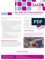 SALVO Newsletter December 14