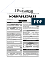Normas Legales 05-12-2014 [TodoDocumentos.info]