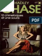 12 Chinetoques et une souris [V - Chase,James Hadley.epub